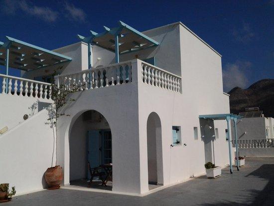 Villa Markezinis: Stanze vicino piazzetta