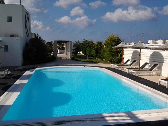 Villa Markezinis: piscina