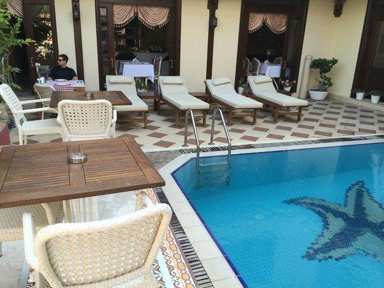 Eski Masal Hotel: Pool