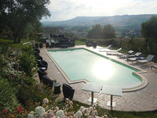 Le Residenze degli Ulivi: la piscina