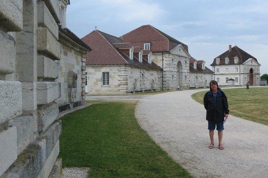 Royal Saltworks of Arc-et-Senans (La Saline Royale): Housing for the factory workers