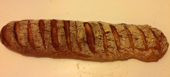 Dacha Restaurant : Homemade Bread