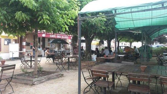 Le Cafe des Allees