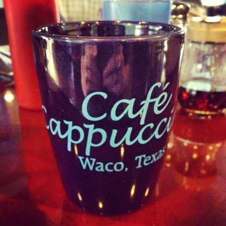 Cafe Cappuccino: Cup of coffee