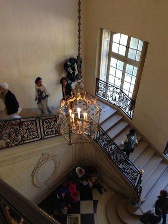 Musée Rodin : Винтажная лестница