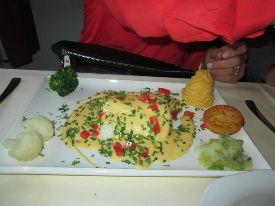 Pieter Pourbus : Poached cod