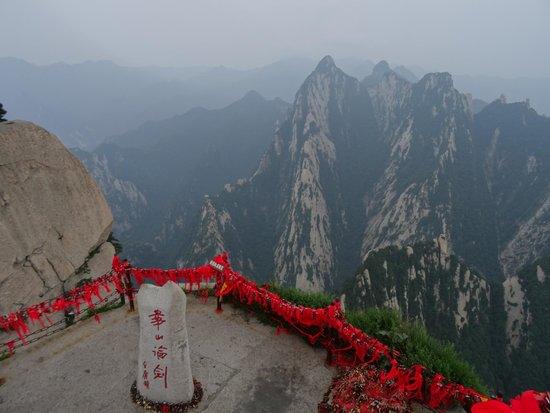 Mount Huashan: Пик