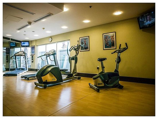Executive Suites by Mourouj Gloria: Gym