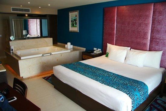 Hard Rock Hotel Cancun : Номер