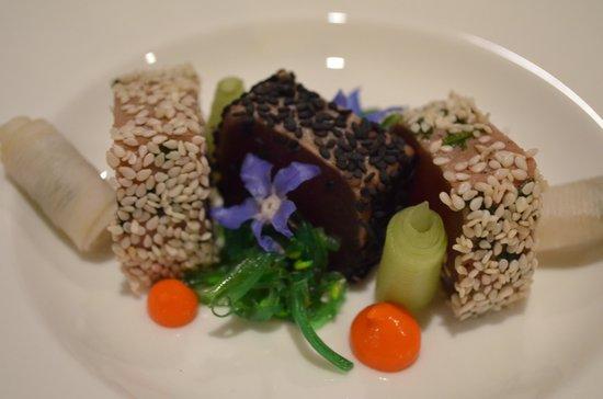 CasCades Restaurant: 見た目も味も最高!