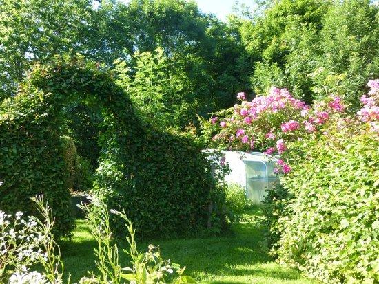 La Parenthèse Normande : Just part of the gardens
