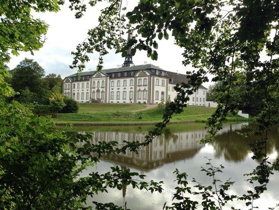 Haslev, Denmark: Bregentved gods