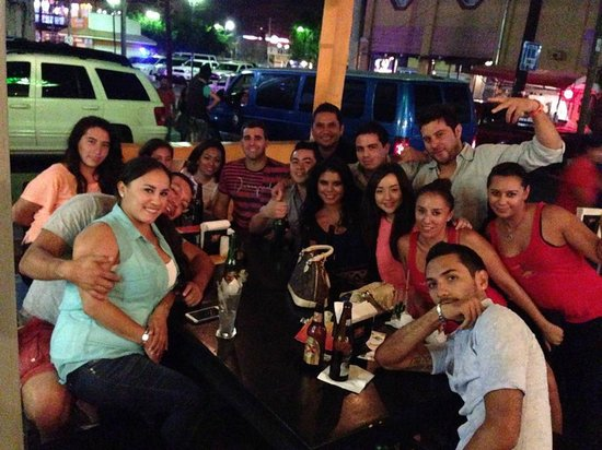The Wet Cactus Cantina & Grill: Private Party