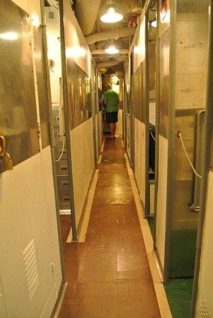 USS Bowfin Submarine Museum & Park : Skinny!