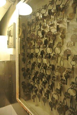 USS Bowfin Submarine Museum & Park : Keys please!
