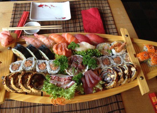 Akira sushi mechelen restaurant reviews phone number for Akira japanese cuisine