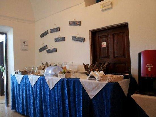 Anatoli Hotel: Amazing breakfast !