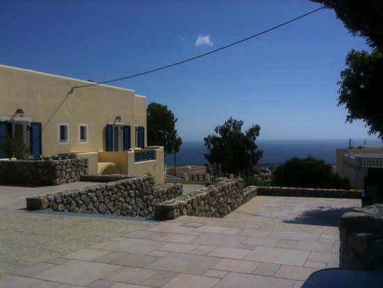 Anatoli Hotel: Lovely location, quiet and restful