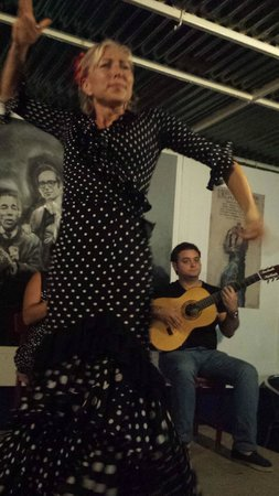 La Carboneria : Flamenco