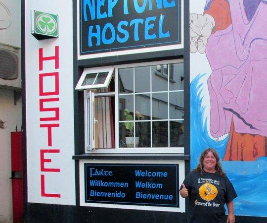 Neptunes Hostel: Chillin at Neptunes