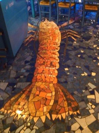 El Fornel : Cannocchia o cicala di mare.