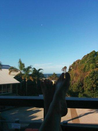 Tathra Beach House: view
