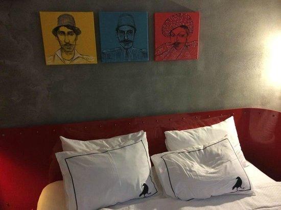 SuB Karakoy: Artistic rooms