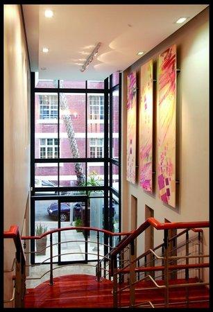 Hippo Boutique Hotel entrance
