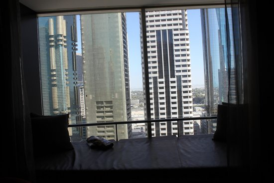 Towers Rotana - Dubai : nice view