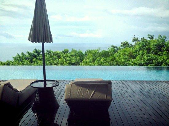 Alila Villas Uluwatu: View from The Room