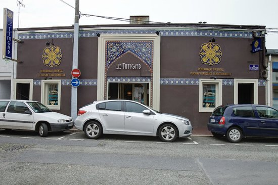 Lens, France: Le timgad
