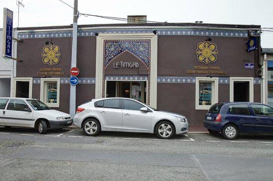 Lens, França: Le timgad