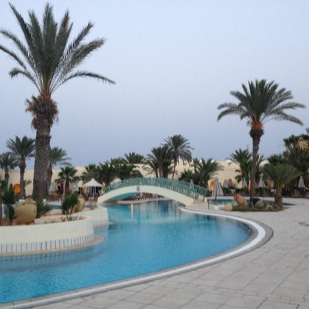 Yadis Djerba Golf Thalasso & Spa : 6