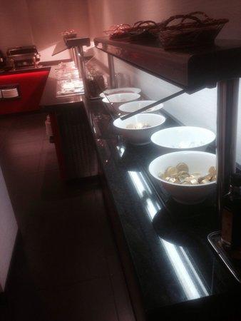 Allegro Granada : Breakfast