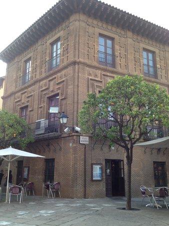 Poble Espanyol: Place