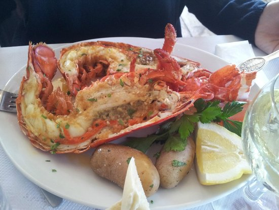 The Whitstable Oyster Company: Garlic Butter Lobster