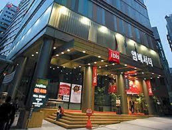 ibis styles Ambassador Seoul Gangnam: ibis ambassador