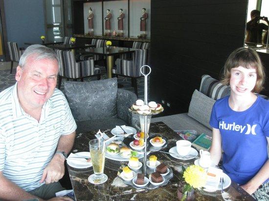 Chatrium Hotel Riverside Bangkok : High Tea