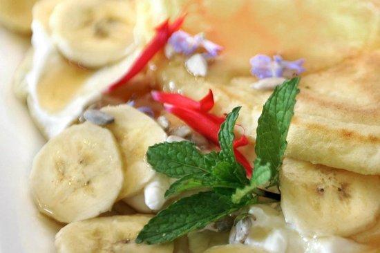 Gideon's The Famous Franschhoek Pancake House: Health Breakfast