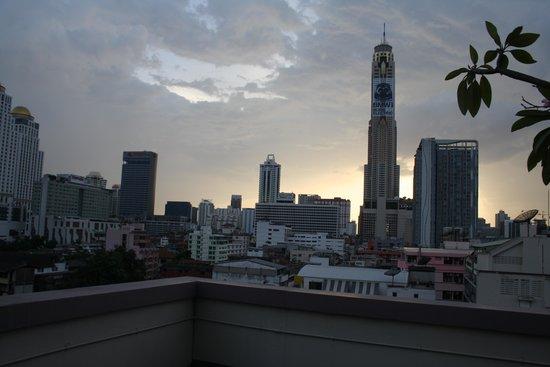 Ramada D MA Bangkok: Not a bad view