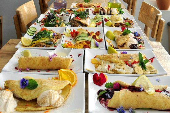 Gideon's The Famous Franschhoek Pancake House: Feast