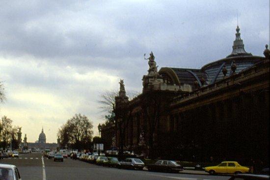 Grand Palais : facciata