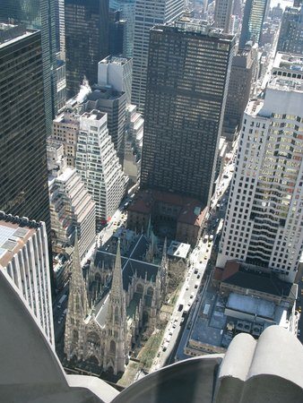Rockefeller Center: Cathédrale