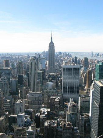 Rockefeller Center: ESB