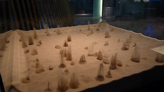 CosmoCaixa Barcelona: A scientific experiment