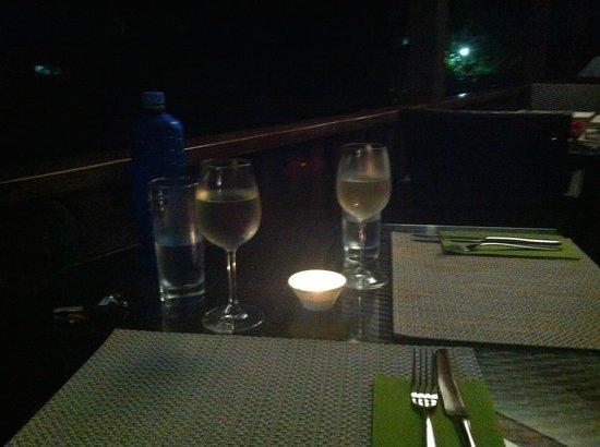 VERANDA Cafe : A lume di candela