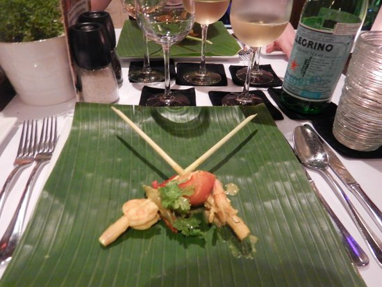 Privilege Restaurant & Bar: Amazing food - Tasting menu