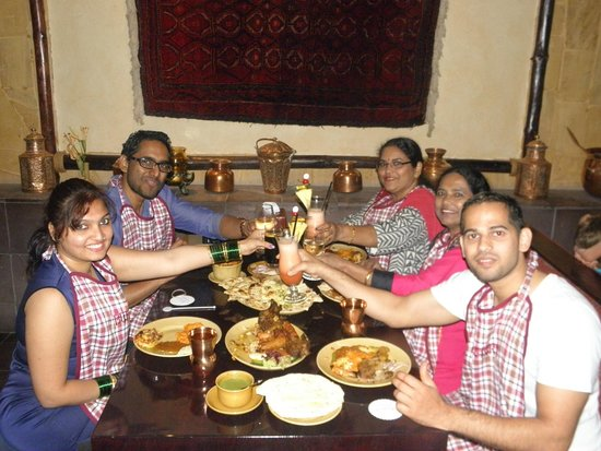 Bukhara: With my family awesome memories and food !