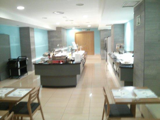 Hotel Don Pepe: Breakfast room