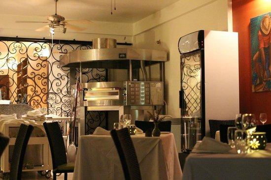 Le Repaire Boutique Hotel : Ristorante - Angolo Pizzeria
